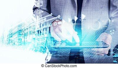 városi, technológia