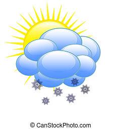 väder, ikon