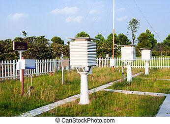 väderleksstation