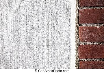 vägg, bakgrund, struktur