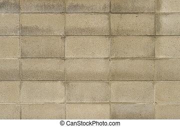 vägg, bakgrund., tegelsten, struktur