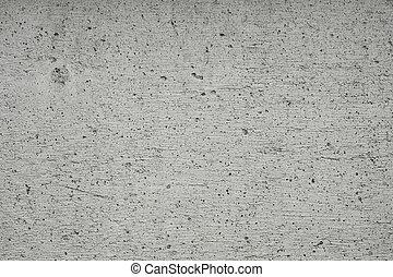 vägg, cement
