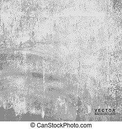 vägg, cement, struktur, bakgrund