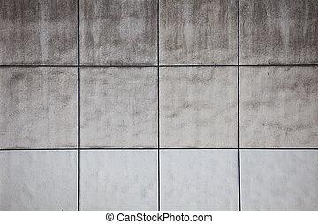 vägg, konkret, bakgrund, struktur