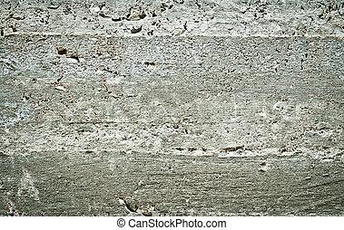 vägg, konkret, grunge, bakgrund, struktur