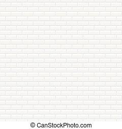 vägg, -, seamless, struktur, bakgrund., tegelsten