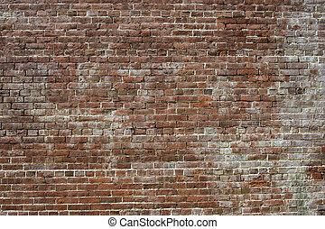 vägg, sten, 37