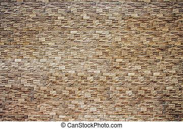 vägg, tegelsten, gammal, texture., bakgrund