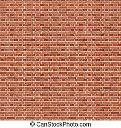 vägg, tegelsten, struktur, seamless