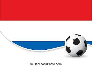 värld, holland, bakgrund, kopp
