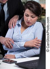 våldsamhet, in, den, workplace