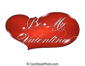 vær min valentine