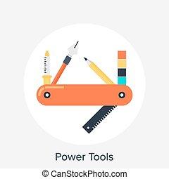 værktøjer magt