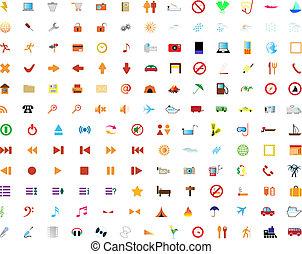 væv ikoner