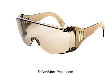 védőszemüveg, biztonság