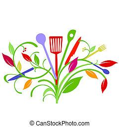végétarien, cuisine