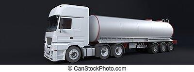 véhicule, livraison, cargaison