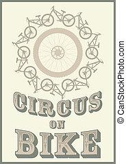 vélo, cirque