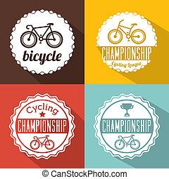 vélo, conception