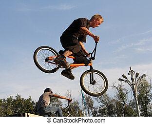vélo, cyclisme, bmx, sport