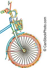 vélo, gabarit
