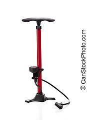 vélo, pompe air