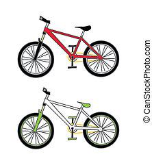 vélo tout terrain