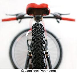 vélo tout terrain, pneu