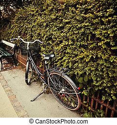 vélo, ville
