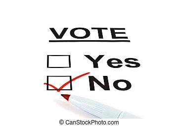 vérifié, formulaire, non, /, vote, oui, vote