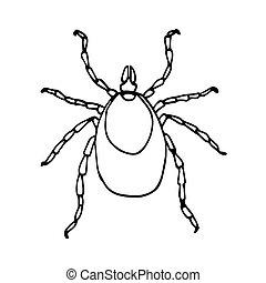 ricinus parazita adagolás férgek számára