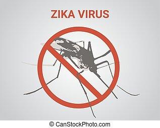vírus, zika
