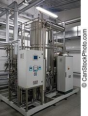 víz, automata, filtráció, rendszer