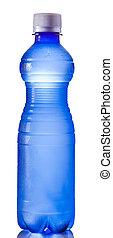 víz, condensate, palack, műanyag
