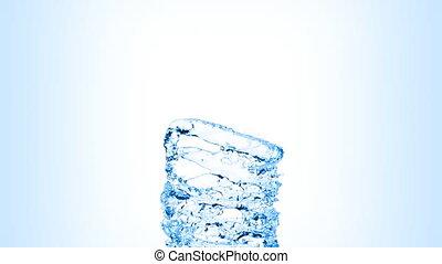víz folyik, hd