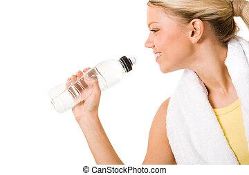 víz, ital