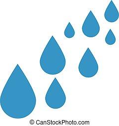 víz letesz