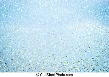 víz letesz, háttér, struktúra