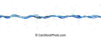 víz, loccsanás