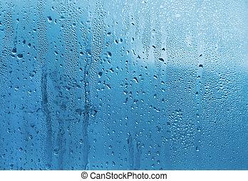 víz pohár, savanyúcukorka