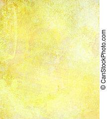 vízfestmény, lemos, sápadt, felhős, háttér