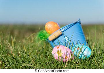 vödör, ikra, húsvét