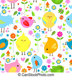 vögel, hintergrund