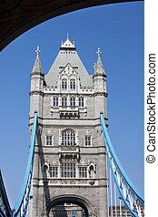 vě lávka, londýn