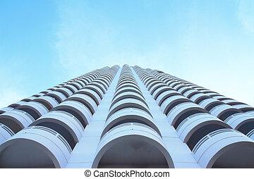 v centru města, korporační povolání, okres, architektura