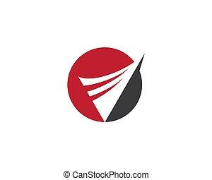 V letter logo vector icon illustration