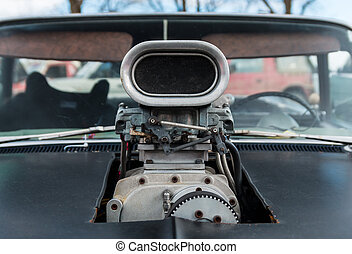 V8 Carburetor