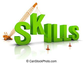 vaardigheden, ontwikkelen