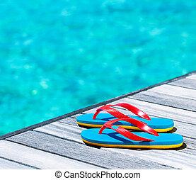 vacaciones, concepto