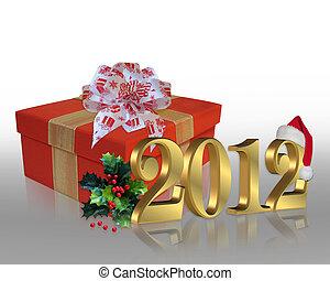 vacaciones, navidad, 2012